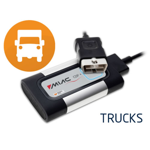 Autocom TRUCKS & BUS CDP+