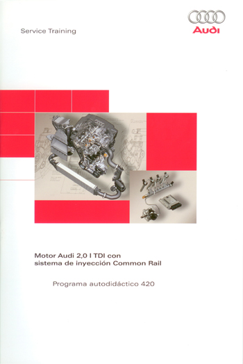 Motor 2.0 l TDI Common Rail