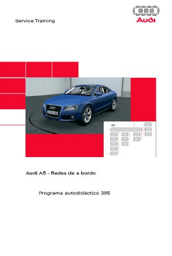 Audi A5 - Redes de a bordo
