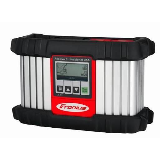 Cargador y estabilizador de baterías Acctiva Profesional 35A