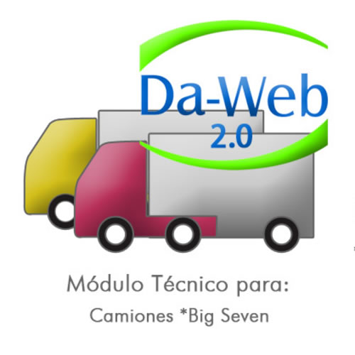 Da-Web 2.0 Camiones - Trailers *Big Seven