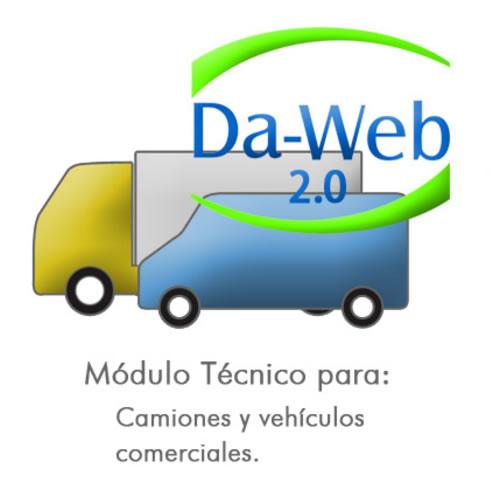 Da-Web 2.0 Camiones y vehículos ligeros