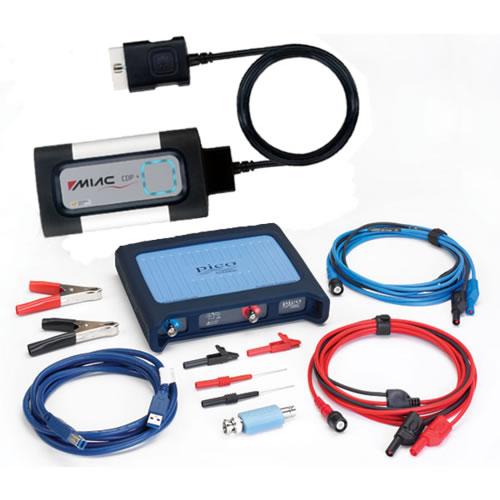 Oferta Equipo de diagnosis  CDP+ Multimarca + Osciloscopio Pico 2 canales