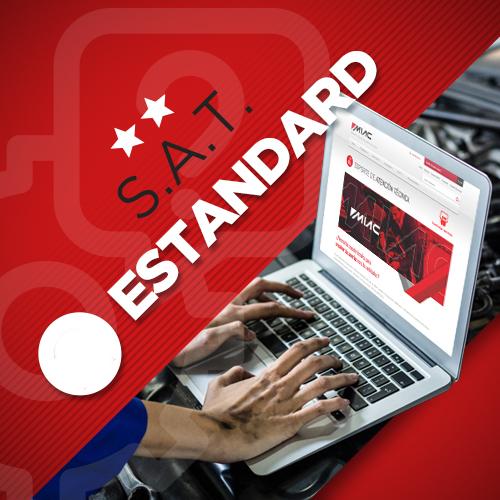 Servicio técnico SAT ESTANDAR 40€ mes<br style=