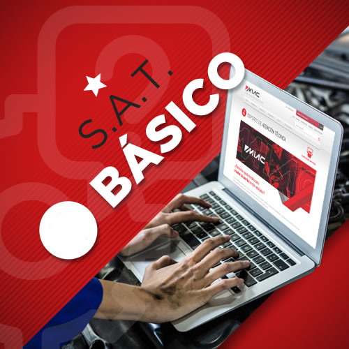 Servicio técnico SAT BÁSICO 20€ mes