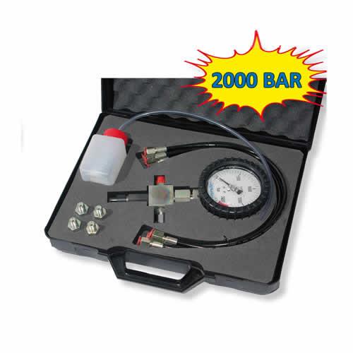 Manómetro 2000 Bar