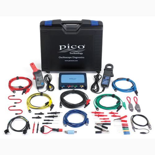 Nuevo Kit osciloscopio PC Pico 4 canales (PP924) Diesel