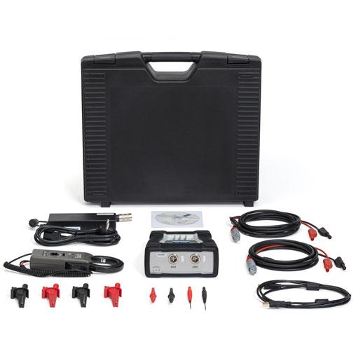 Kit básico de osciloscopio 1200 2CH. Automoción