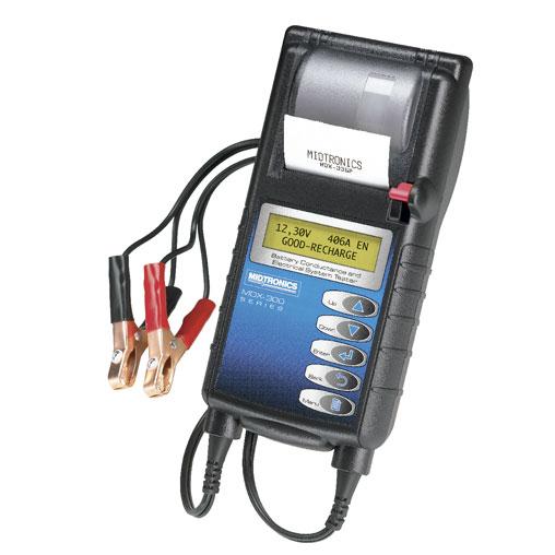 Comprobador de baterías MDX-335P
