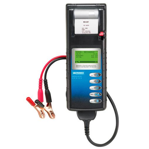 Comprobador de baterías MDX-645p