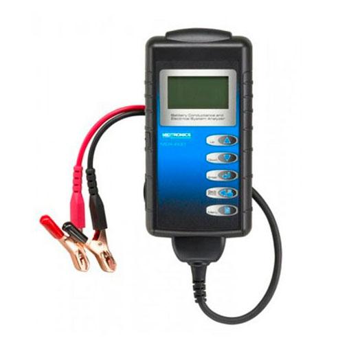 Comprobador de baterías MDX-655