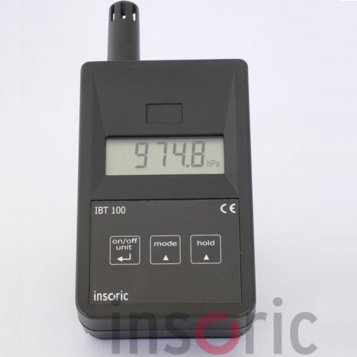Barómetro/Termómetro Insoric