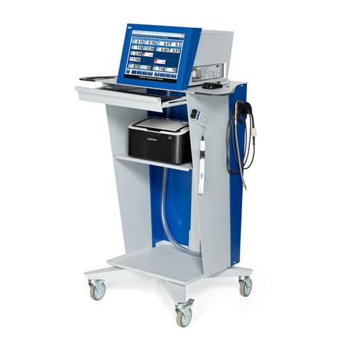 CDS 250 Analizador de gases para TALLERES