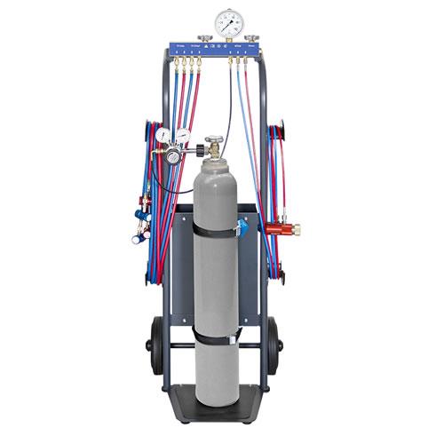 AVL DPG Detector de fugas (R134a, 1234yf, CO2 R744)