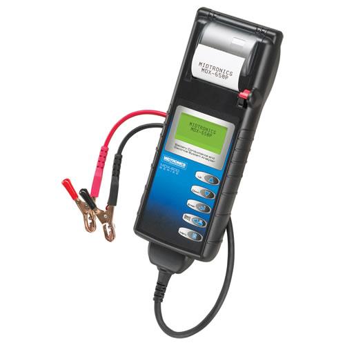 Comprobador de baterías MDX-655P Start-Stop