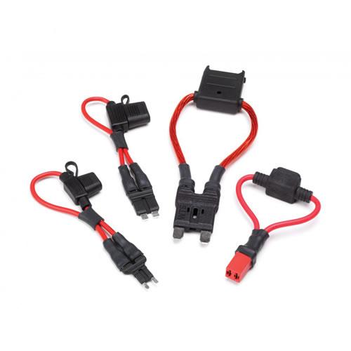 Kit cables de extensión de fusibles 4 unidades (PP967)