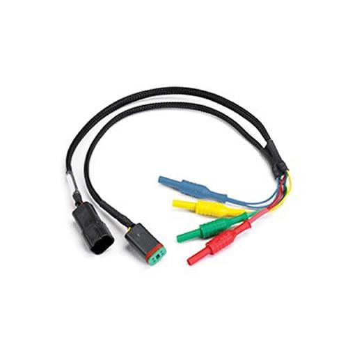 Cable 4 pin para hacer medidas en conectores tipo Deutsch (TA193)