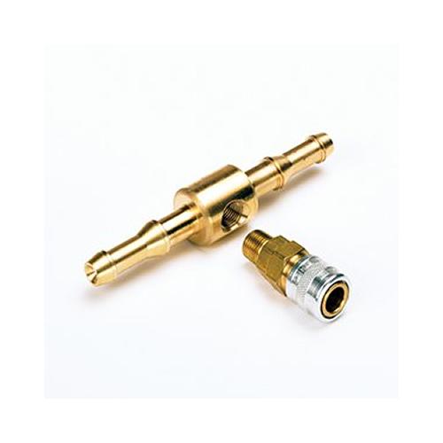 El adaptador PICO (PP974) tres vías, presión de combustible