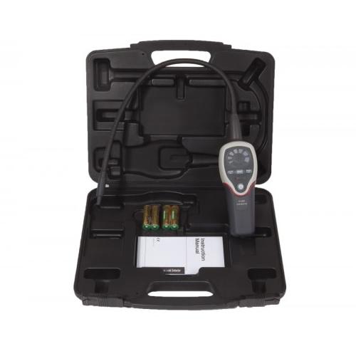Detector electrónico de fugas H2 (hidógeno)