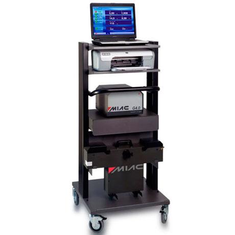 Analizador de gases para PC Clase 0, preparado para NOx,  con examen de modelo. Incluye la Verificaci�n Primitiva aprobada por Laboratorio Oficial