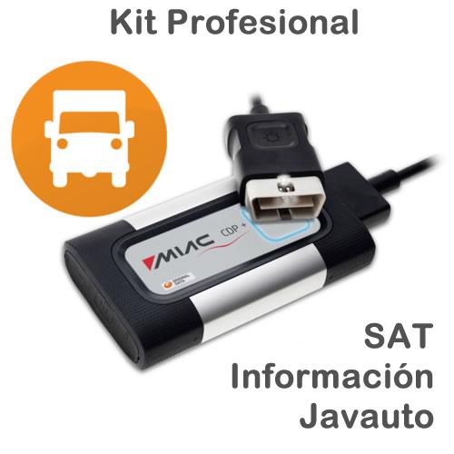 TRUCKS Kit Profesional + SAT2 + Info + Javauto