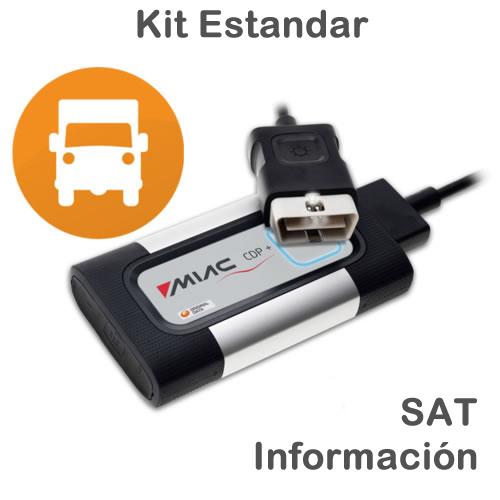 TRUCKS Kit Estandar + SAT2 + Información