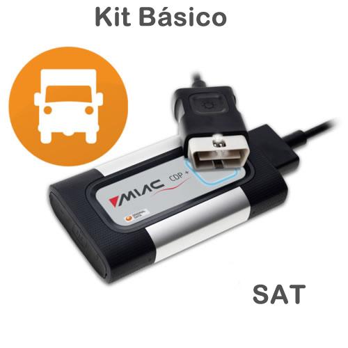Autocom TRUCKS & BUS Kit Básico + SAT2