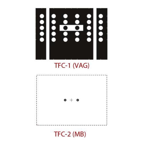 Panel ADAS TFC-1 (VAG) y TFC-2 (MB)