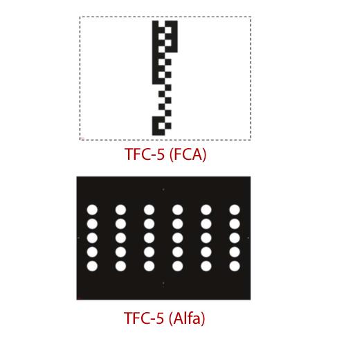 Panel ADAS TFC-5 (FCA) y TFC-6 (Alfa)