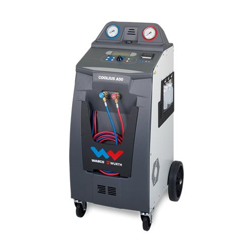 Coolius Y50A R1234yf detector calidad del gas de WabcoWürth